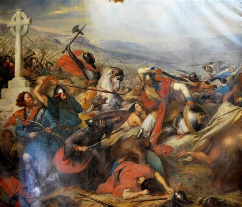 siege mutuelle de poitiers battle of poitiers won by charles martel in 732 by charle