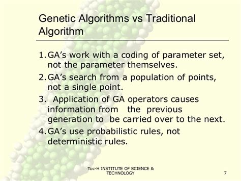 introduction  genetic algorithms