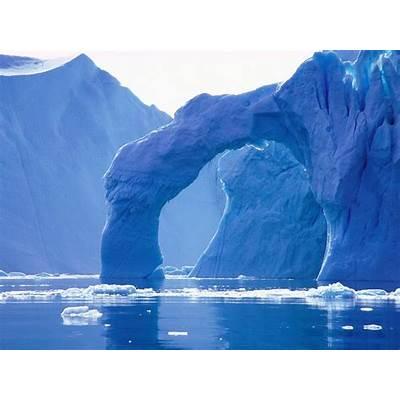 Darcy Cruz: iceberg background