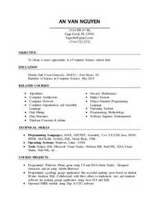 Nail Tech Resume by Avn Resume