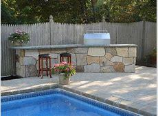 How to Build a DIY Outdoor Bar howtos DIY