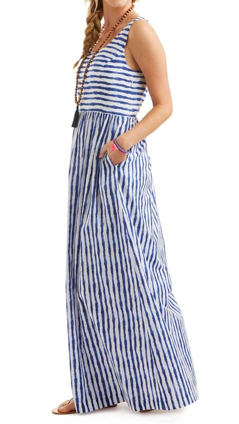 17 Best Ideas About Striped Maxi Dresses On Pinterest
