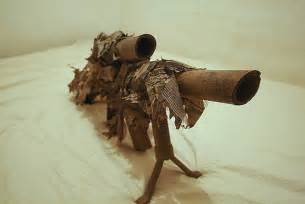 Sniper Rifle Camo Wrap