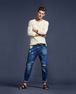 Mikkel Jensen for Mango Men Denim Spring 2015