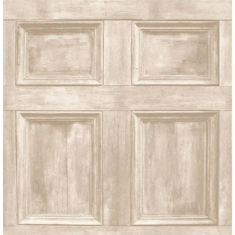 Buy Fine Decor Wood Panel Wallpaper Cream / Light Beige