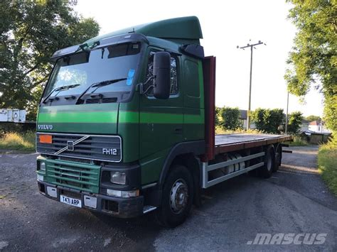 volvo fh  flatbed dropside year  price
