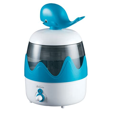 Sunbeam For Kids Ultrasonic Humidifier Whale Sul001w Cn