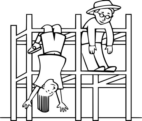 school playground clipart black and white clipart on a jungle