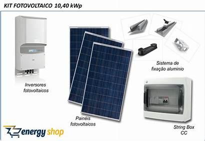 Solar Energia Grid Tie Energy Instalado 0kw