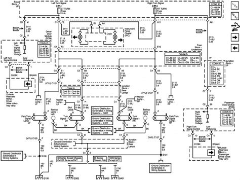 Wiring Diagram For 1995 Chevy Silverado by 2007 Chevy Silverado Wiring Schematics Wiring Forums