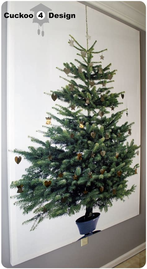 ikea margareta christmas tree canvas cuckoo4design