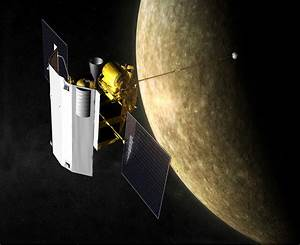 Success! Mercury has a new satellite named MESSENGER ...