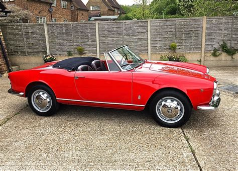 Alfa Romeo Giulietta Spider For Sale by Alfa Romeo Giulietta Spider Veloce For Sale Southwood