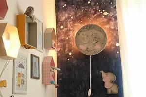 Nachttischlampe Selber Bauen : kinderzimmerlampe selber bauen diy schritt f r schritt anleitung ~ Markanthonyermac.com Haus und Dekorationen