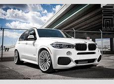 BMW X5 F15 mit 22 Zoll VFS2 Vossen Wheels Alufelgen