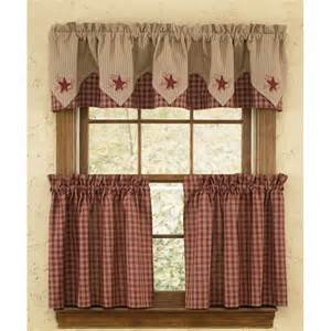 kitchen valance ideas what a difference kitchen curtains make modernize