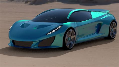 Electric Car Options by Keating Unveils Berus Supercar With V 8 Electric Options