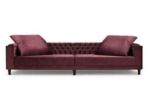 sofá cor de vinho decora 231 227 o sof 225 vermelho para salas fotos e modelos