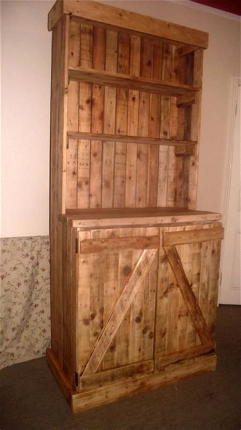 diy pallet wardrobe furniture pallets designs