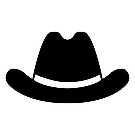 cowboy hat transparent png svg vector