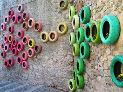 amazing ideas  reuse  recycle  car tires