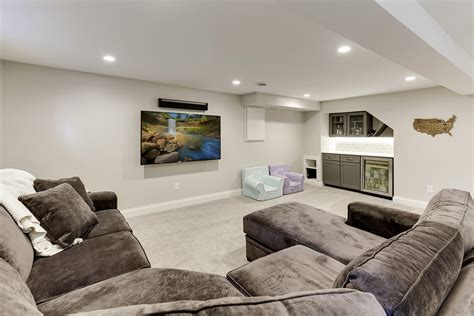 Creating A Great Lower Levelbasement Space Home