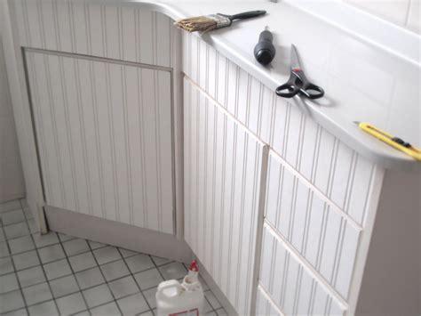 Wallpaper For Cupboard Doors by Beadboard Wallpaper Bingo For Cabinet Doors Kitchen