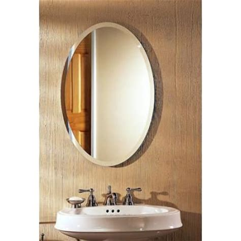 oval bronze recessed medicine cabinet broan metro beveled frameless oval recessed medicine
