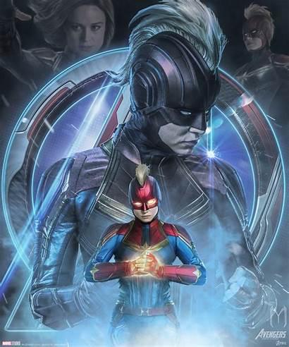 Avengers Endgame Marvel Captain Poster 4k Wallpapers