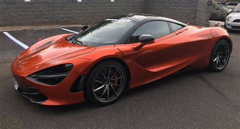 Someone Is Selling A Mclaren 720s For 25 Bitcoins On