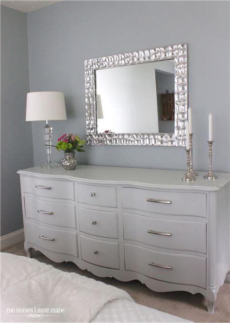 grey bedroom dressers a modern provincial the homes i made