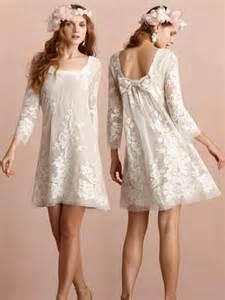 brautkleid discount vestido de novia hippie con 3 4 vestidos de novia hippie style and
