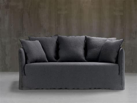 canapé gervasoni ghost canapé 3 places avec revêtement amovible ghost 10 by