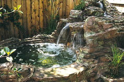 how to build a waterfall wall make sure you avoid these mistakes when building a rock wall waterfall