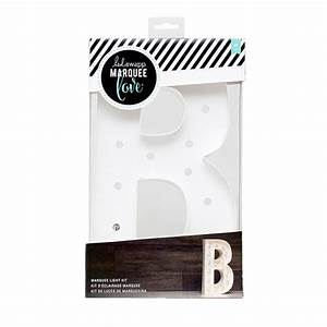 Heidi swapp marquee love letter b 12 inch marquee kit for Heidi swapp marquee letters 12 inch