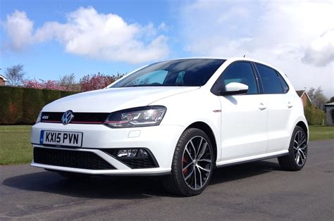 volkswagen polo 2015 white review volkswagen polo gti 2015