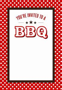 bbq party invitation free printables bbq party ideas With barbecue invite template