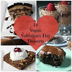 14 Vegan Valentine's Day Desserts - BeginWithin Nutrition