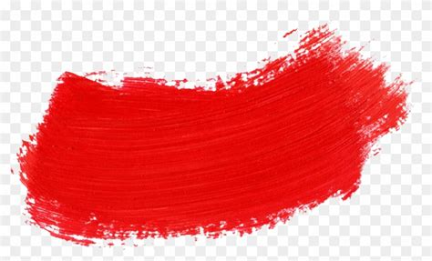 These files are great for cutting. Library of red paint brush stroke vector picture black and ...