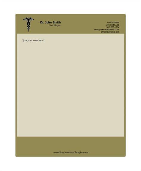 letterhead templates    word document