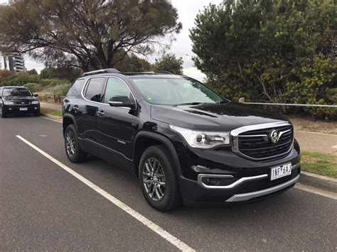 holden acadia spotted     launch forcegtcom