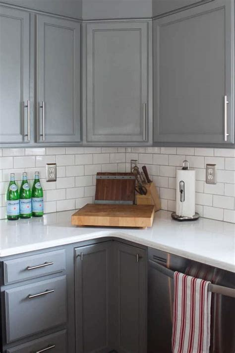 tips    install subway tile kitchen backsplash