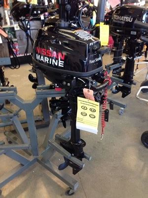 Nissan 35 Hp 2015 New Outboard For Sale In Campbell River