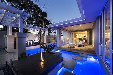 The Montauk  Hamptons Style Home Perth  Webb & Brownneaves