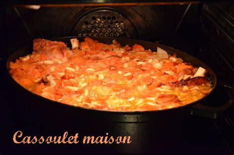 recette cassoulet maison simple cassoulet maison