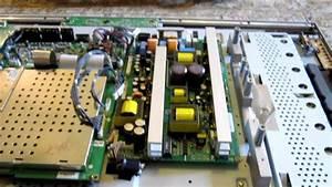 Diy Lg Lcd Flat-panel Tv Repair With Blown Capacitor