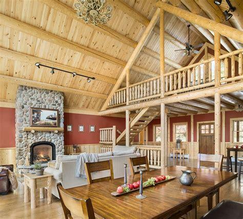 rediker  katahdin cedar log homes log homes log home floor plans log home kits
