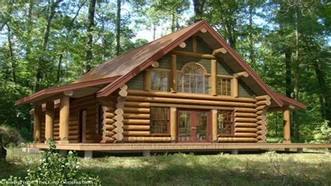 Log Cabin Home Plans by Log Cabin House Plans With Open Floor Plan Log Cabin Home
