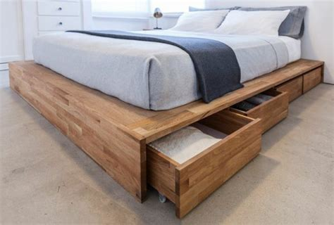 ou trouver votre lit avec tiroir de rangement