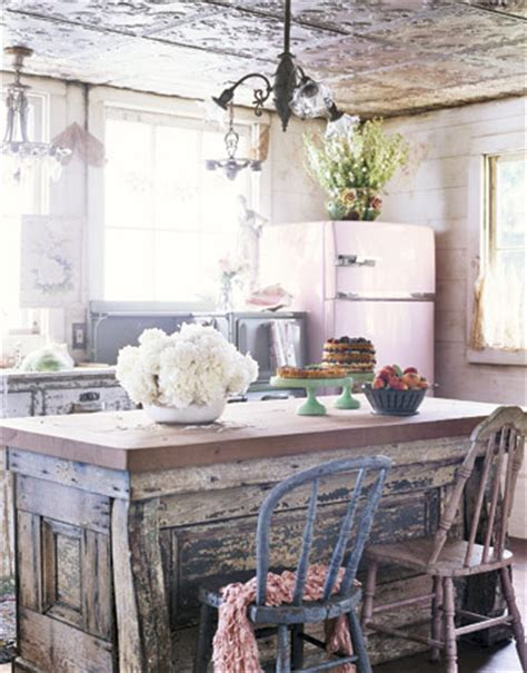 country shabby chic kitchen 12 shabby chic kitchen ideas decor and furniture for 6200